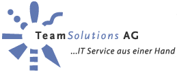 Logo TeamSolutions AG